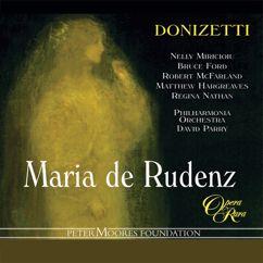 Nelly Miricioiu, Bruce Ford, Robert McFarland, Matthew Hargreaves, Philharmonia Orchestra, David Parry: Donizetti: Maria de Rudenz