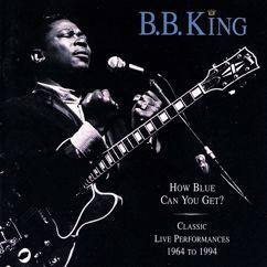 B.B. King: Sweet Little Angel