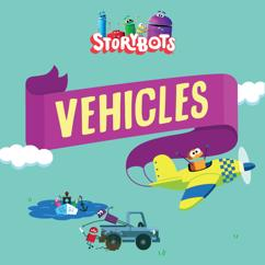 StoryBots: StoryBots Vehicles