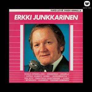 Erkki Junkkarinen: Ruusuja hopeamaljassa