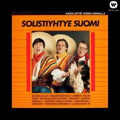 Solistiyhtye Suomi: Mä sunnuntaina tahdon kanssas soutamaan