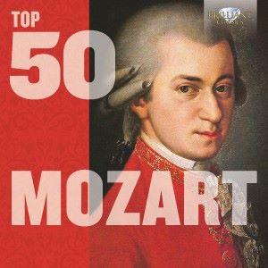 Various Artists: Top 50 Mozart