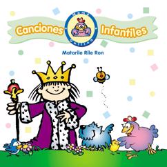The Countdown Kids: Canciones Infantiles de Mamá Gallina: Matarile Rile Ron