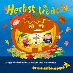 Sternschnuppe: Herbstlieder: Lustige Kinderlieder zu Herbst und Halloween