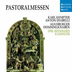 Augsburger Domsingknaben: V. Benedictus