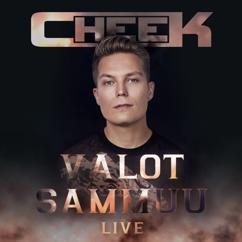 Cheek: Intro (Valot sammuu - Live)