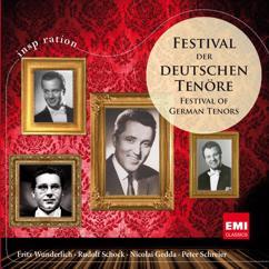 """Rudolf Schock/Orchester der Deutschen Oper Berlin/Wilhelm Schüchter/RIAS-Kammerchor: Leise erklingen die Glocken von Campanile (Zlata / """"Balkanliebe"""") (1990 Remastered Version)"""
