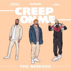 GASHI feat. French Montana & DJ Snake: Creep On Me