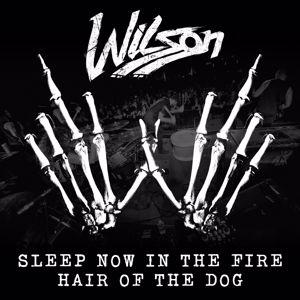 Wilson: Sleep Now In The Fire / Hair Of The Dog