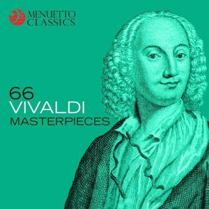 Various Artists: 66 Vivaldi Masterpieces