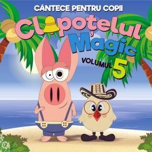 Various Artists: Clopotelul Magic - Volumul 5