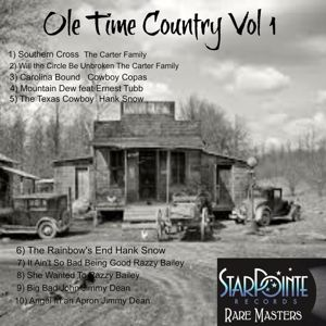 Various Artists: Ole Time Country, Vol. 1