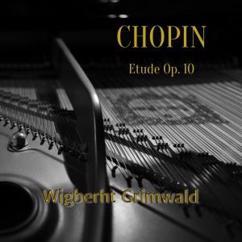 Wigberht Grimwald: Chopin, Etude, Op. 10