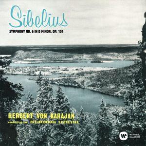 Herbert von Karajan: Sibelius: Symphony No. 6, Op. 104