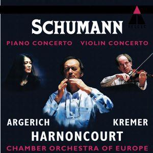 Various Artists: Schumann: Piano Concerto & Violin Concerto