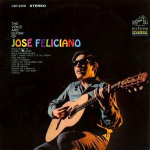José Feliciano: The Voice and Guitar of José Feliciano