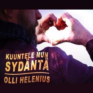 Olli Helenius: Kuuntele mun sydäntä