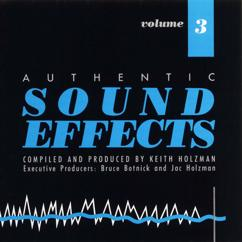Authentic Sound Effects: Static