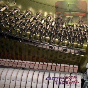 Antonio Rotunda: Harmonische Tabellen