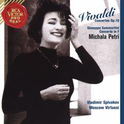 Michala Petri: Michala Petri Plays Vivaldi Concertos