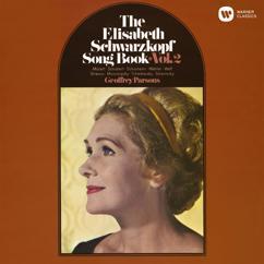 Elisabeth Schwarzkopf: Wolf: Mörike-Lieder: No. 52, Selbstgeständniss