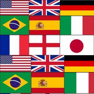 National Anthem: National Anthems!