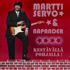 Martti Servo & Napander: Päivää se on iltakin