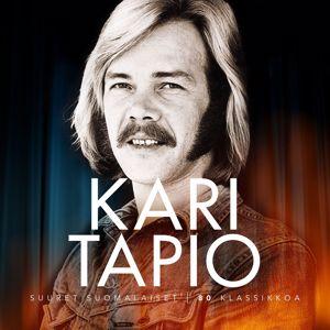 Kari Tapio: Suuret suomalaiset / 80 klassikkoa