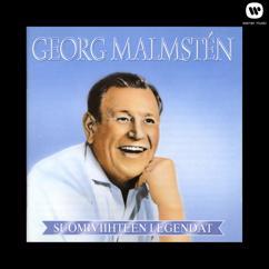 Georg Malmsten: Usein itken illoin