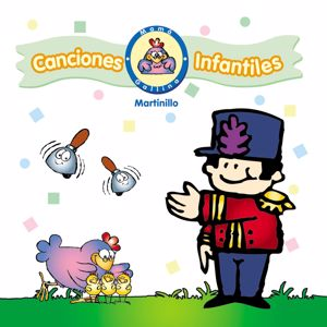 The Countdown Kids: Canciones Infantiles de Mamá Gallina: Martinillo