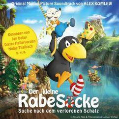 Alex Komlew: Der kleine Rabe Socke 3 - Suche nach dem verlorenen Schatz (Original Motion Picture Soundtrack)