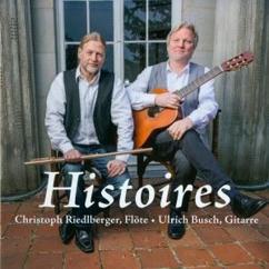 Christoph Riedlberger & Ulrich Busch: Histoires