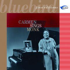 Carmen McRae: 'Round Midnight