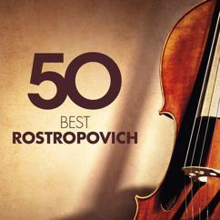 Mstislav Rostropovich: Bach, JS: Cello Suite No. 1 in G Major, BWV 1007: I. Prélude