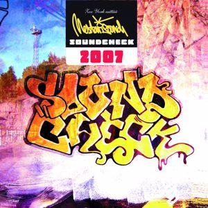 Various Artists: Mestarisoundi - Soundcheck 2007