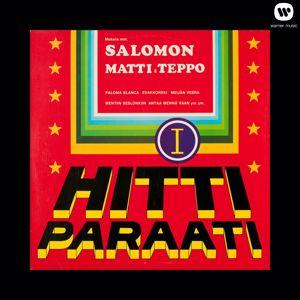 Various Artists: Hittiparaati 1
