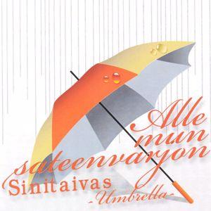 Sinitaivas: Alle mun sateenvarjon