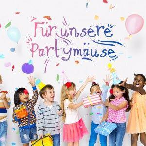 Various Artists: Für unsere Partymäuse