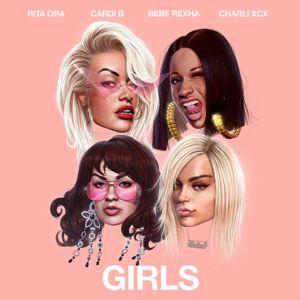 Rita Ora: Girls (feat. Cardi B, Bebe Rexha & Charli XCX)