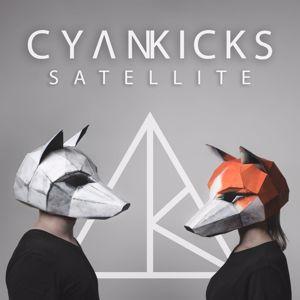 Cyan Kicks: Satellite