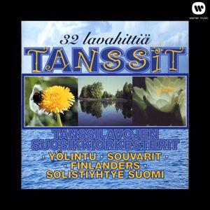Various Artists: Tanssit - 32 lavahittiä