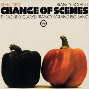 The Clarke-Boland Big Band, Stan Getz: Change Of Scenes