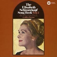 Elisabeth Schwarzkopf: Wolf: Mörike-Lieder: No. 9, Nimmersatte Liebe