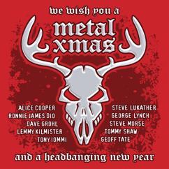 Lemmy Kilmister, Billy Gibbons, Dave Grohl: Run Rudolph Run