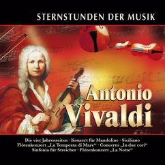 """Béla Bánfalvi, Budapest Strings: Violin Concerto in F Minor, RV 297 """"Winter"""" from """"The Four Seasons"""": I. Allegro non molto"""