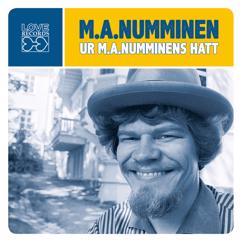 M.A. Numminen: Ur M.A. Numminens hatt