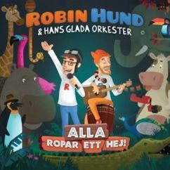 Robin Hund & Hans Glada orkester: Alla ropar ett hej!