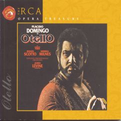 Plácido Domingo;Sherrill Milnes;Paul Crook;James Levine: Act I: Esultate!