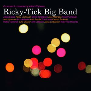 Ricky-Tick Big Band: Ricky-Tick Big Band