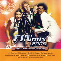 Various Artists: Finmix 2005 - 20 bailuhittiä Dance versioina